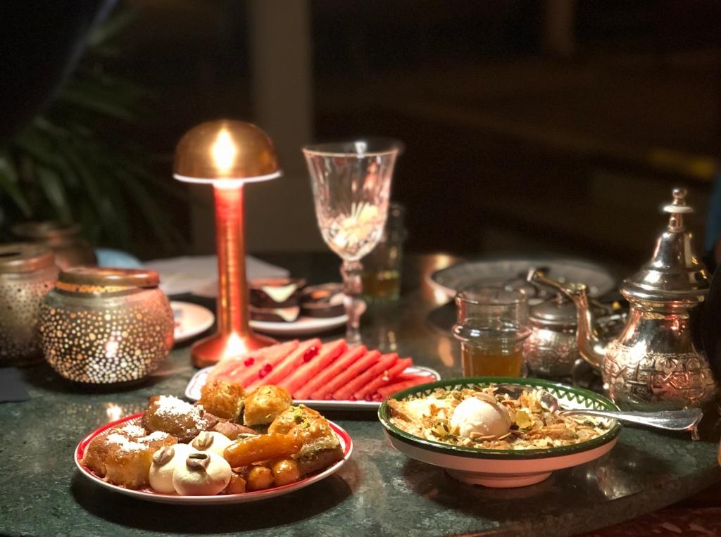 Iftar at Ninive Dubai