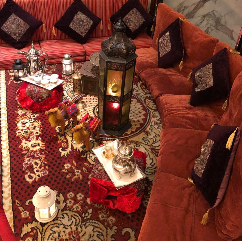 Iftar at the Cavendish Restaurant Dubai
