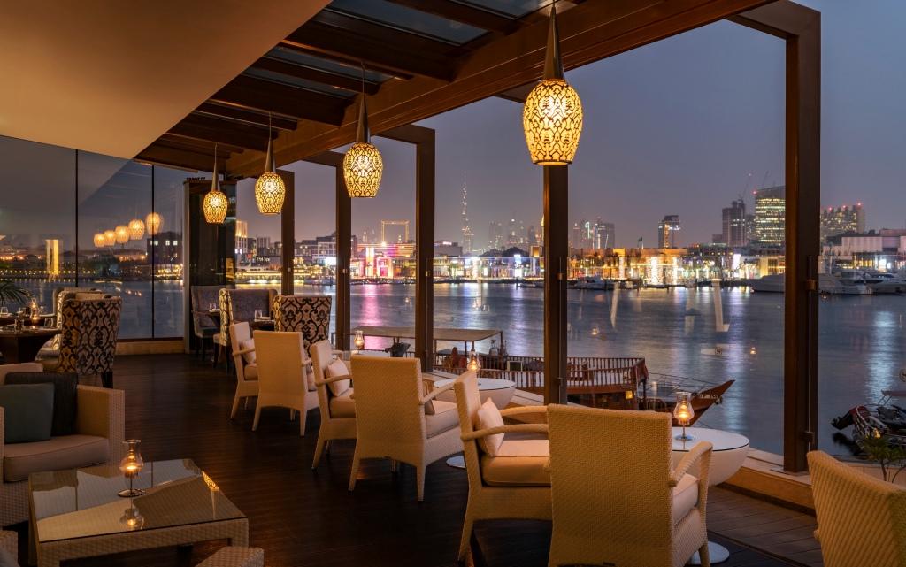 Iftar at Sheraton Dubai Creek
