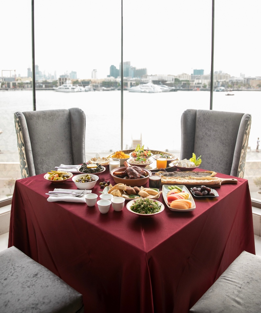 Iftar to try in Dubai